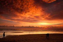 The Kuta Beach