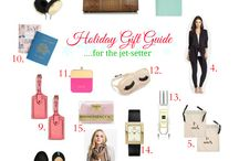 Holiday Gift Guides / A series of gift guides for the holiday for every classy woman! :) / by Karla // The Classy Woman
