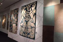 JENIFER YESTE ALFOMBRAS DE DISEÑO EMOCIONAL / Exposición Galería de Arte