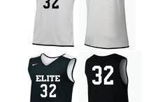 Basketball / Basketball sports logos apparel clothes screen print embroidered