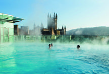 Five Spas for Beautiful Pools / We have swum our way across the UK via hundreds of spa pools (and a few rivers along the way). Our top five include glorious stretches of water for proper swimming — as well as seriously special hydrotherapy pools — but beautiful surrounds are a must.