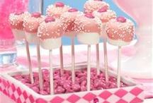 - D A D D Y S P R I N C E S S - / Food for my big girl's 7th birthday party.