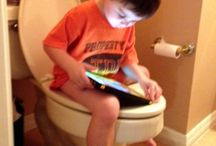 Potty training / Potty train