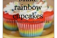 Bake bucketlist