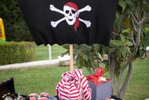 Kids pirate party  / Ideas for a kids party with a pirate theme