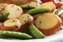 Garden veggies recipes