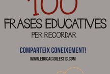 100 frases educatives