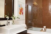 Bathroom remodeling / by Kara Holland