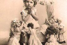 Старинные фото с детьми