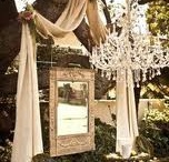 Backdrops, Ceremony Spaces, & Arches I Heart