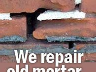 Chimney Repair / This is in regards to our chimney repairs we offer.