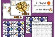 CENTERS Rhyming / by Jean Thompson