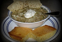 Recipes - Soups, Stews & Chili / by Barbie Swihart