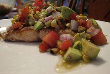 Gluten-free fish