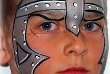 Face painting fun / by Tammy McCutchen