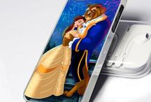 Beauty and the beast phone cases