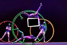 Cirque Ziva / Join the Golden Dragon Acrobats and witness their spectacular acts, ancient artistry, and a lion dance that will have the crowd roaring. Playing at the New Vic from December 5- January 4. learn more: http://bit.ly/1wkhc2W / by New Victory Theater