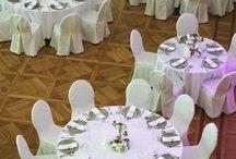 Dekoracje stołów - Wedding table decorations / sprawdzone pomysły na dekoracje stołów, które zaczarują Twój ślub.
