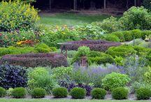 Botanické zahrady, parky, arboreta