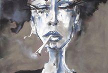 SmashingPastels / pastel drawings by Carol Rode-Curley
