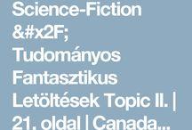 Sci-fi e-book