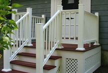 Deck Skirting & Deck Ideas