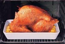 Hydinové chute / kuchynská úprava hydinového mäsa