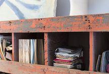 Vintage storage