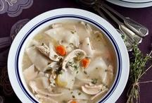 Soup / Soup / by Tausha Petrie