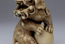 Art: Them Bones....  / by Vidda Chan