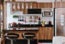 Cozinhas inspiradoras