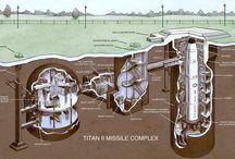 Titan ICBM Missile