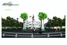 PENDOPO GARUT park / Programmatic : Cultural Location : Garut, Indonesia   gubah ruang #gubahruang  www.gubahruang.com