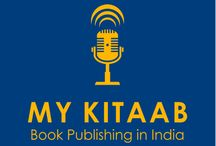 How To Publish And Market Your Books In India / I created this board as a collection of inspirational and insightful quotes from guests on MyKitaab Podcast. I am the host of this podcast, and the guests provide tips and advice to authors who are looking to get their book published. I'm hoping hat over a period of time, this board will become a collection of such quotes. Visit www.mykitaab.in to learn more about this podcast.