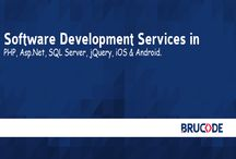 It outsourcing company / Brucode is a fast growing IT company, it's quality services make it different from other companies. Experts in Brucode handle 100's of global designing & development projects because clients always satisfied with their services and appreciations boost up the confidence to accept open challenges or be in the long term relationship with them.