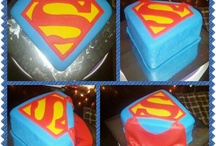 Superman Birthday Party / by Tiffani Johnson