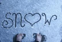 ❄ Let It Snow ❄ / by Gina Miceli