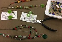 Prairie Glass Jewelry / Jewelry made right here in Topeka!