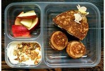 school lunch ideas / by Jenny Powers