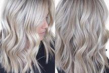 Cool Hair Tones