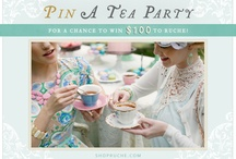 Tea Party Inspiration!