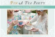 Tea Party Inspiration!