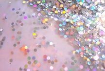 << Glitter aesthetic >>