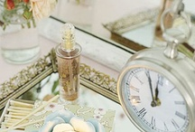 The Dressing Table / Ways to beautifully display your bits and bobs
