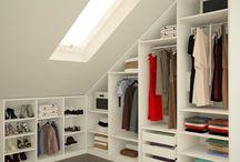 garderobe rom