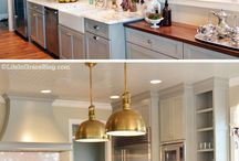home-y kitchens