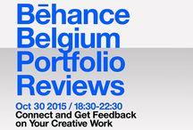 """Behance Belgium Portfolio Reviews / The 2015 Belgium Portfolio Reviews - theme """"Side Projects"""""""