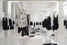 RETAIL SPACE / Chic spaces to hang stylish things