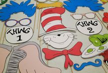 Literacy Night Dr Seuss / by Lisa Ury-Wallace