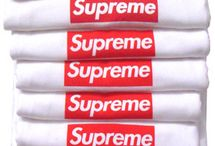 Supreme Branding / Simplicity always wins!